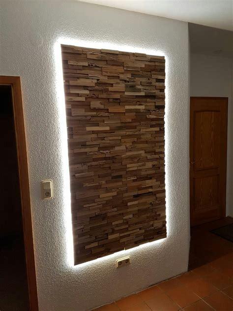 backlight interior light design  sound   wood