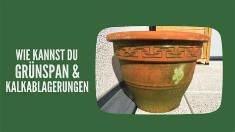 Terracotta Töpfe Streichen by Terrakotta T 246 Pfe Richtig Reinigen Kalkablagerungen