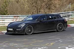Porsche Panamera Break : 2018 porsche panamera shooting brake latest spy shots gtspirit ~ Gottalentnigeria.com Avis de Voitures