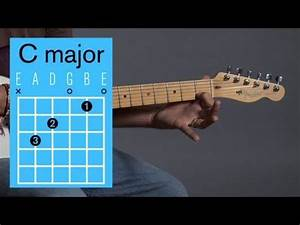 C How To : how to play a c major open chord guitar lessons youtube ~ A.2002-acura-tl-radio.info Haus und Dekorationen