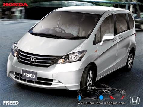 Honda Going To Launch The 7 Seater Mpv Freed