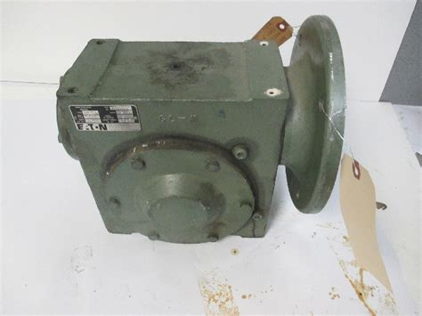 eaton abf  angle worm gear speed reducer  ratio