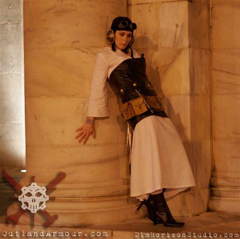 steampunk princess leia  ljvaughn  deviantart