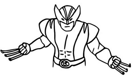 Wolverine - Fortnite - Wallpaper - Kolorowanki do druku