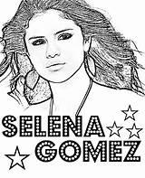 Selena Coloring Gomez Kolorowanka Printable Singer Kolorowanki Singers Sheet Topcoloringpages Celebrity Famous Celebrities Sheets Druku Adult Kaufen Coloringsheet Coloringpage Selenagomez sketch template