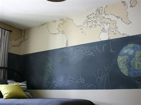 10 Creative Yet Simple Projects For Kids' Rooms