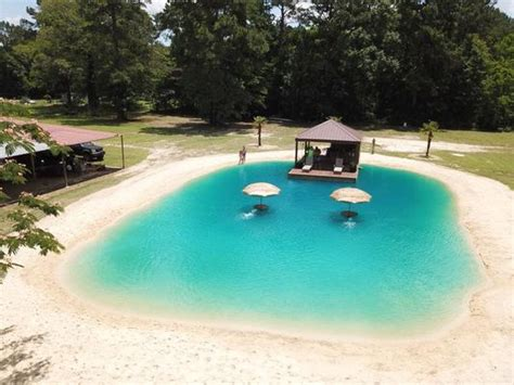 Louisiana Man Makes Fortune Building Beaches In People's