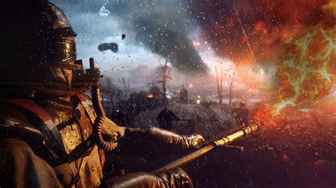 Battlefield 1 Animated Wallpaper - battlefield 1 flamethrower wallpaper animation