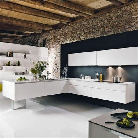 Wandgestaltung Küche Beispiele by Wandverkleidung Der K 252 Che Inspirierende Elegante Ideen