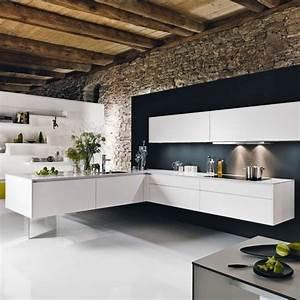 Wandverkleidung Für Küche : wandverkleidung der k che inspirierende elegante ideen ~ Michelbontemps.com Haus und Dekorationen
