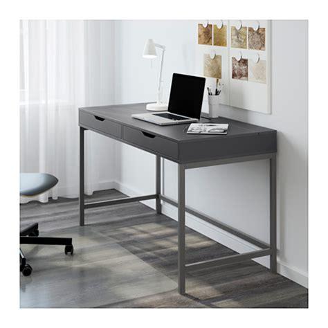 bureau pc ikea alex desk grey 131x60 cm ikea