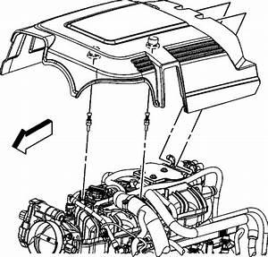 Chevrolet Silverado 2008 Positive Crankcase Ventilation