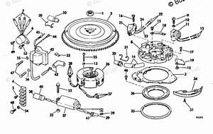 Evinrude Outboard Parts By Year 1979 Oem Parts Diagram For