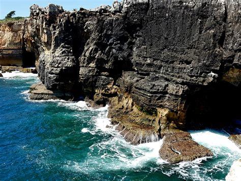Desktop wallpaper coast, sea, cave, nature, hd image ...