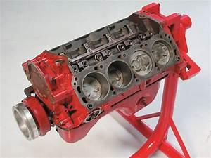 Ford 302 V8 Engine Buildup