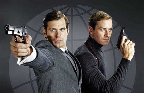 Interview: Henry Cavill and Armie Hammer sit down for a ...