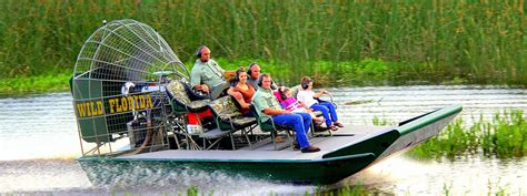 Boat Rides In Florida by Florida Airboats Florida Everglades Airboat Rides
