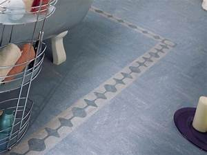 Loving linoleum hgtv for How to install linoleum floor in bathroom