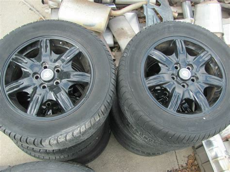 Jaguar S-type Set Of 4 16' Wheels Rims Tires 2000 2001