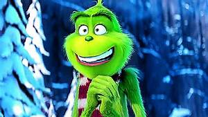 The Grinch Extended Trailer Animation 2018 Youtube