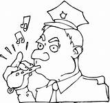 Police Coloring Pages Coloringbookfun sketch template