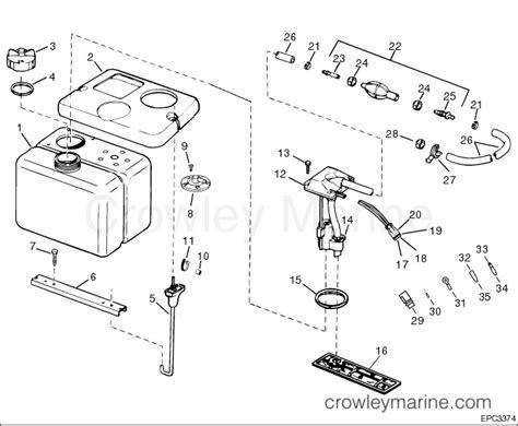 Stratos Boat Fuel Selector Valve by Remote Tank Kit Crowley Marine