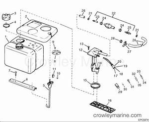 remote oil tank kit crowley marine With of 1999 v225tlrx yamaha outboard fuel injection pump diagram and parts