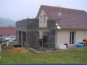 agrandissement maison surface doubs besancon With agrandissement maison en l