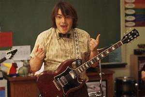 School of Rock: Jack Black says he has NOTHING to do with ...