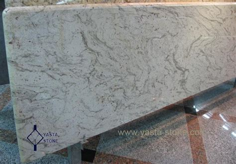 river white granite countertop vanity top slab cut to size