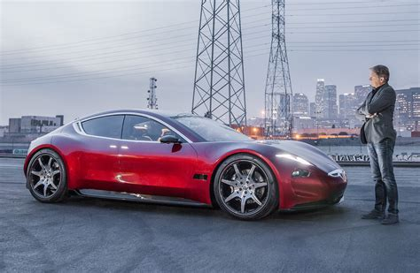 Fisker Outs Emotion Luxury Vehicle