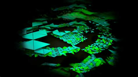 Nvidia Animated Wallpaper - wallpapers hd triangles nvidia shield