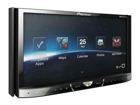 broken pioneer avh x45000bt car touch screen dvd usb din ipod bluetooth ebay
