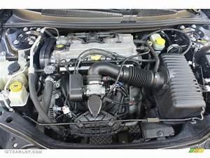 2003 Dodge Stratus Sxt Sedan 2 4 Liter Dohc 16