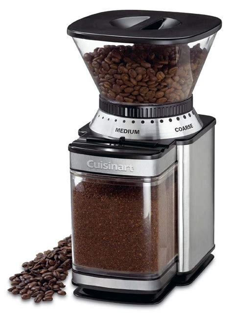 Top 10 Best Coffee Bean Grinders 2018   Heavy.com