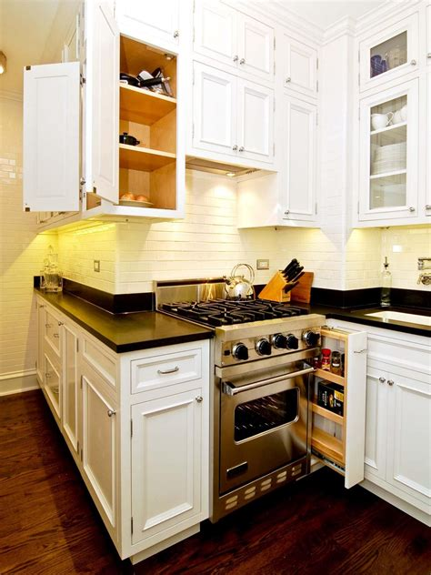 Small Gourmet Kitchen Ideas by Small Space Gourmet Kitchen Needler Hgtv