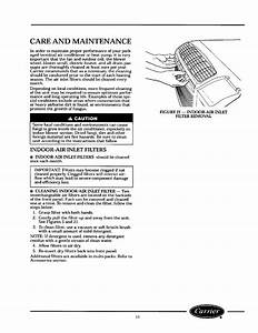 Carrier 52cqc312351aa User Manual A  C Unit Manuals And