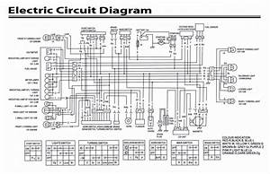 250cc Chinese Scooter Wiring Diagram