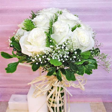 white roses flower delivery singapore buy white rose