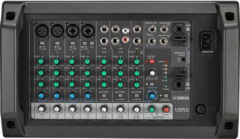 Yamaha EMX 2 Keymusic