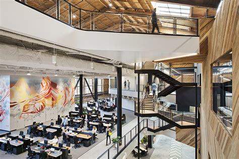zgf transforms historic wood frame hangar  google