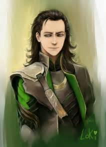 Loki Fan Art Anime