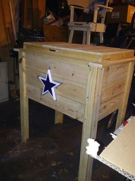 wooden ice chest ideas  pinterest ice chest cooler diy cooler  ice cooler