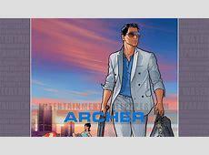 Archer TV Show Wallpaper WallpaperSafari