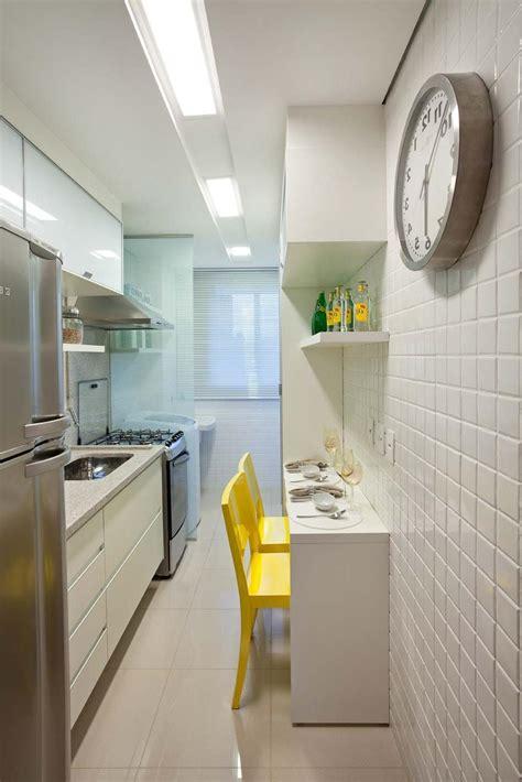 Cozinha Corredor Estreita: 60 Projetos Fotos e Ideias