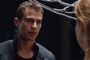 'Divergent' Star Theo James Does All His Own Fighting in ...