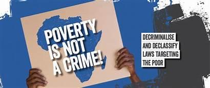 Poverty Crime Petty Offences Decriminalise Punishment Campaign