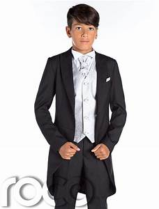 Grey Tail Suit Boys Wedding Outfits Prom Suit Page Boy Suit Boys Grey Suit   eBay