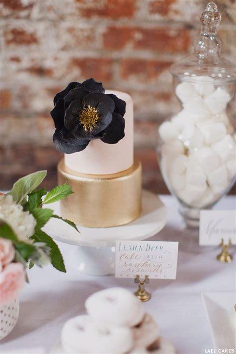 wedding cake 49 amazing black and white wedding cakes deer pearl flowers