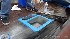 Repainting The Headlight Baffles On A 1980-1986 Ford Truck